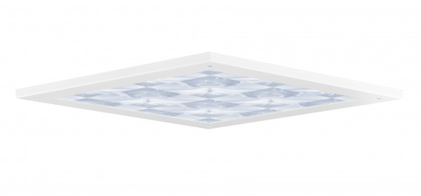 Solatube Ø35cm Classic Optiview vierkant plafondplaat inclusief natural effect lens