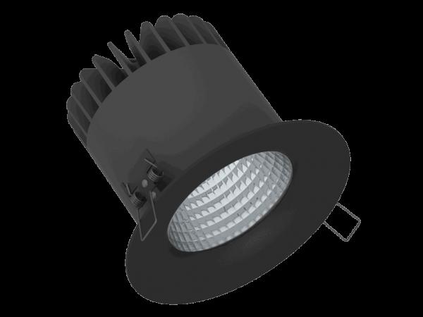 Linea DS-F 150 LV zwart 65° 5000Lm