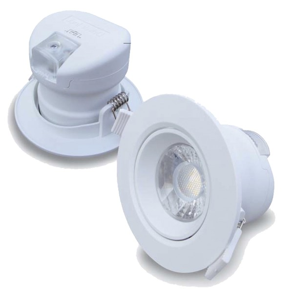 LED INBOUWSPOT DIMBAAR Ø70 MM K1409320-02