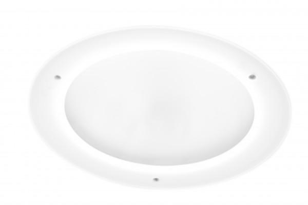 Solatube Ø25cm OptiView Acrylaat plafondplaat naturel effect lens