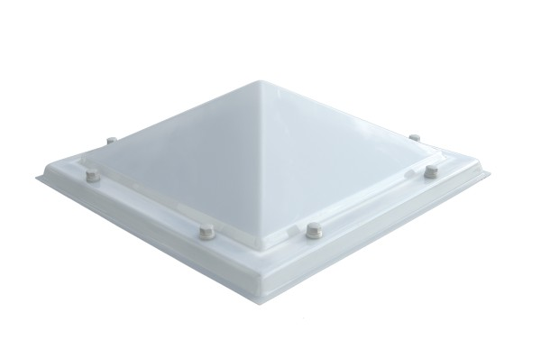 LICHTKOEPEL PC PIRAMIDE 2-WANDIG D1106130