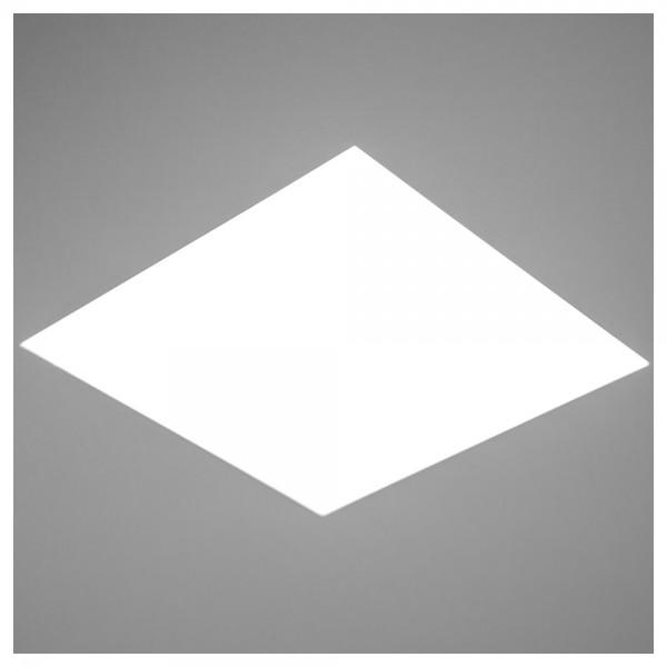 Solatube diam. 25cm Plafondplaat vierkant verzonken