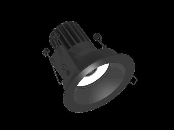 SensorStrada 75 zwart 60° 600Lm WS
