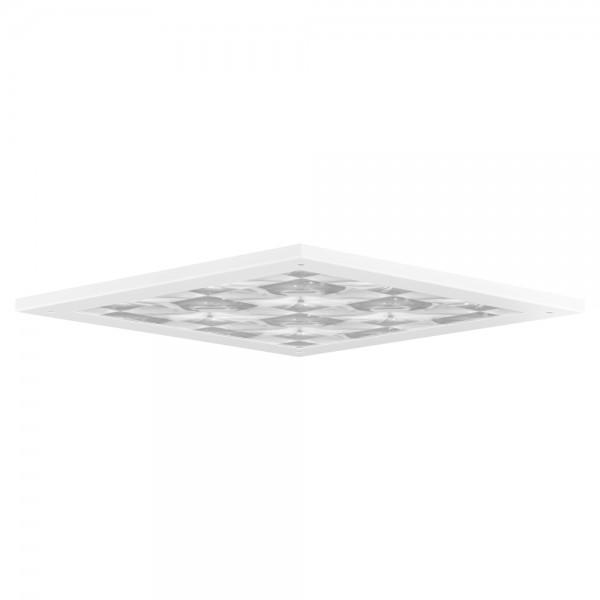 Solatube diam. 25cm Plafondplaat vierkant classic wit optiview