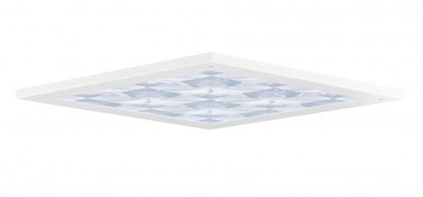 Solatube Ø25cm Classic OptiView vierkante plafondplaat inclusief natural effect lens