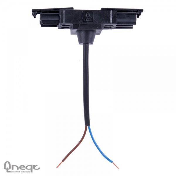 Qneqt LED Q-Tplug 2-polig 2x0.75mm2