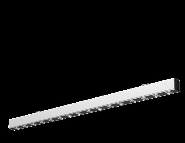 Aviora line SM-D aluminium 85° 3950Lm