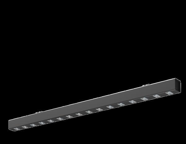 Aviora line SM-D zwart 85° 3950Lm